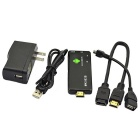 Jtron MK 802B Android 4.2 Mini PC Player Google TV con BT - Nero