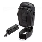 Mountaineering phone bag brassard pour IPHONE / samsung + plus - noir