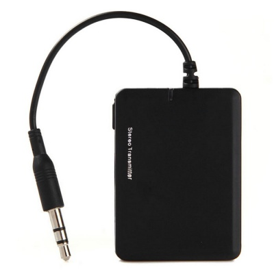 3.5mm Mini Bluetooth Audio Transmitter A2DP Stereo Dongle Adapter