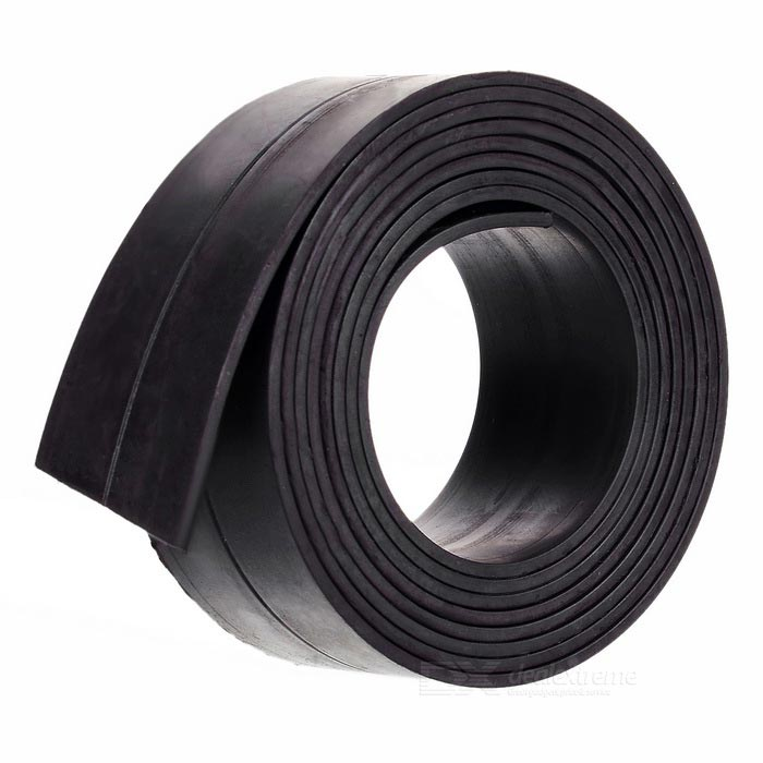 100*2.5*0.18cm Flexible Magnetic Strip Tape Magnet for Office - BlackMagnets Gadgets<br>Form ColorCoffeePacking List1 x Single sided magnetic tape<br>