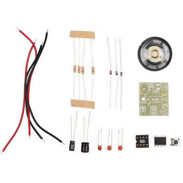 DIY Kit Digital Doorbell Make Kit