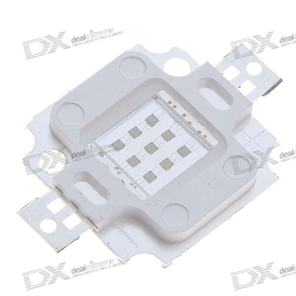 PRIME 10W 200LM 465nm Blue Light LED Metal Plate Module (10V~11V)