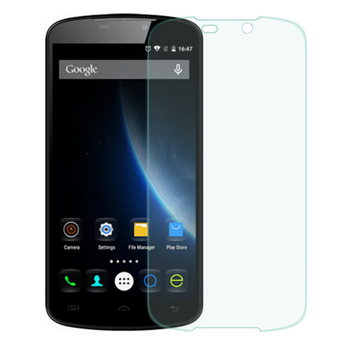 TOCHIC 9H Tempered Glass Screen Protector for Doogee X6 - Transparent
