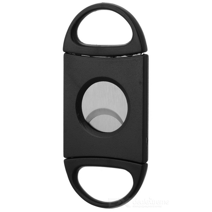 Buy Cigar Cutter - Black with Litecoins with Free Shipping on Gipsybee.com