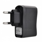 5V 1A EU Plug AC Charging Adapter for IPHONE, Tablets + More - Black