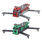 QAV260 Quadcopter Kehykset w / Potkurin + LED-valo - Multi-Color (2PCS)