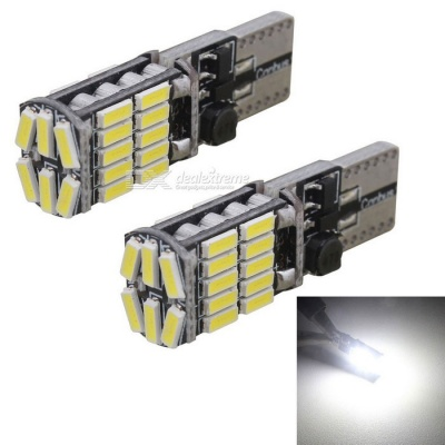 MZ T10 5W 26-SMD Canbus LED Car Clearance / Reading Light (DC 12V)