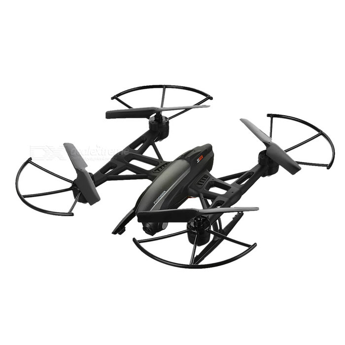 JXD JXD509G 5.8G FPV High Hold Mode RC Quadcopter w/ 2.0MP HD Camera - BlackR/C Airplanes&amp;Quadcopters<br>Form  ColorBlackModelJXD509GMaterialABS + electronic componentsQuantity1 DX.PCM.Model.AttributeModel.UnitShade Of ColorBlackGyroscopeYesChannels Quanlity4 DX.PCM.Model.AttributeModel.UnitFunctionUp,Down,Left,Forward,Backward,Hovering,Sideward flight,Others,360 degree rolloverRemote control frequency2.4GHzRemote TypeRadio ControlRemote Control Range100 DX.PCM.Model.AttributeModel.UnitIndoor/OutdoorOutdoorSuitable Age 12-15 years,Grown upsCameraYesCamera PixelOthers,2.0MPLamp YesBattery Capacity600 DX.PCM.Model.AttributeModel.UnitBattery TypeLi-polymer batteryCharging Time70 DX.PCM.Model.AttributeModel.UnitWorking Time8 DX.PCM.Model.AttributeModel.UnitModelMode 1 (Right Throttle Hand),Mode 2 (Left Throttle Hand)Remote Control TypeWirelessRemote Controller Battery TypeAARemote Controller Battery Number4 (not included)Other FeaturesHigh hold mode: With high density air pressure sensor which can precisely hold the height, press one button to return, headless mode, 3D rollover, 6 axis gyro.Packing List1 x 509G RC Quadcopter1 x Remote controller1 x 5.8G real-timeFPV display screen (4.3)1 x USB Cable (60cm)1 x FPV display screen charging cable (60cm)1 x 4GB TF Memory Card1 x Card Reader4 x Cover cases4 x Spare Main Blades2 x Screwdrivers1 x Pack of screws1 x Chinese / English user manual<br>