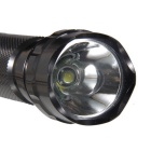 KINFIRE WF-501 XM L2 LED 900lm 5-Mode Bicycle Light Flashlight w/ Clip / 18650 Battery Charger