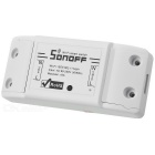 Sonoff Smart Wifi Switch DIY Remote Wireless Smart Switch Domotica Wifi Light Switch - White