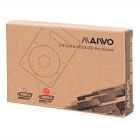 MAIWO USB3.0 K104 Mobile Hard Disk Box for 2,5 tommers SATA Serial USB 3.0 Hard Disk - Svart