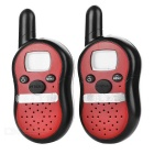 Beihaidao-Cute-08-LCD-FRS-462MHz-22-CH-Mini-Walkie-Talkie-Wine-Red-2b-Black-(3-x-AAA)