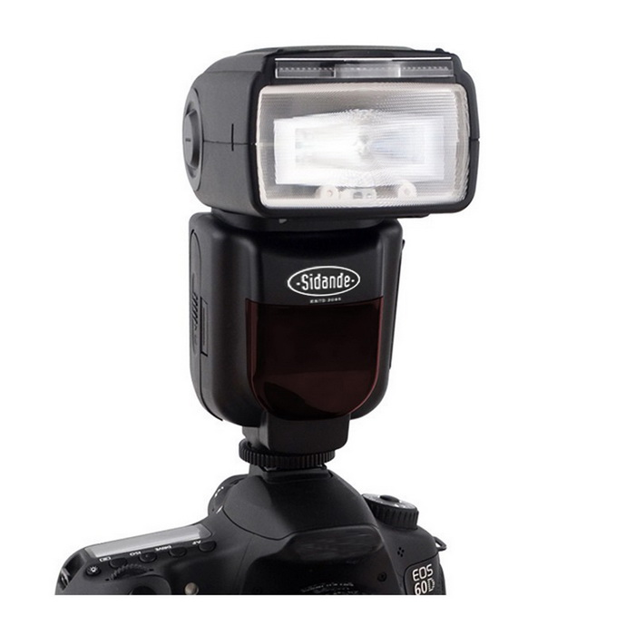 Buy DF-800 1/8000s Wireless TTL Flash Light Speedlite for Nikon D7100 with Litecoins with Free Shipping on Gipsybee.com