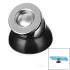 Adhesive Base Magnetic Cellphone Holder Stand for Car - Black + Silver