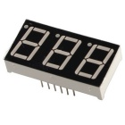 3-Digit 12-Pin Common Cathode 0,56 tum Digital Tube Display Modul för Arduino