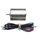 BLDC2430-370 Brushless DC 12V 6000RPM Motor w/ Long Service Life Small Noise