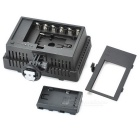 9.6W 160-LED 660LM 5400K Video Light with Three Filters for Panasonic CGR-D16S + More