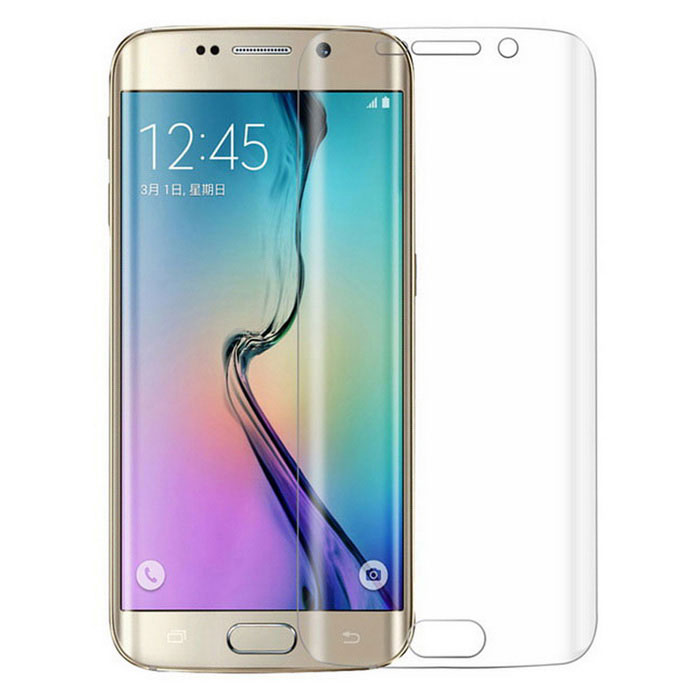 Ultra Thin 0.1mm Anti-Explosion TPU Screen Protector Guard for Samsung Galaxy S6 Edge Plus