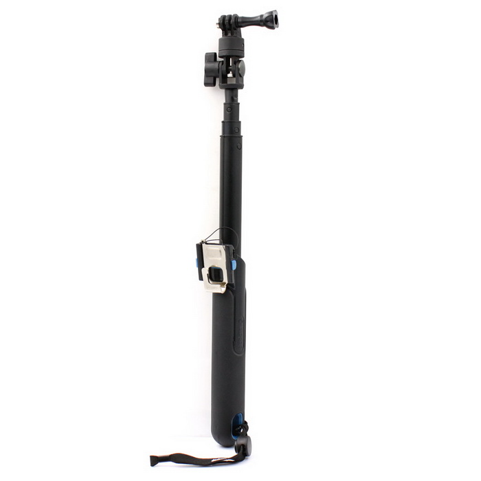 PANNOVO Selfie Monopod w/ Remote Control for Gopro Hero 4/ 3+ / 3 / Session