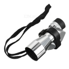 CTSmart G8X20 Outdoor Sports 8X Portable Mini Pocket Monocular Telescope - Silver + Black