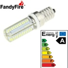 FandyFire E14 7W 96-3014 LED bluastro lampadina LED bianco luminoso (220V)