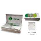 Ecofive ECO-5 Formaldehyde Detector PM2.5 Benzene TVOC Home Indoor Air Quality Test Instrument