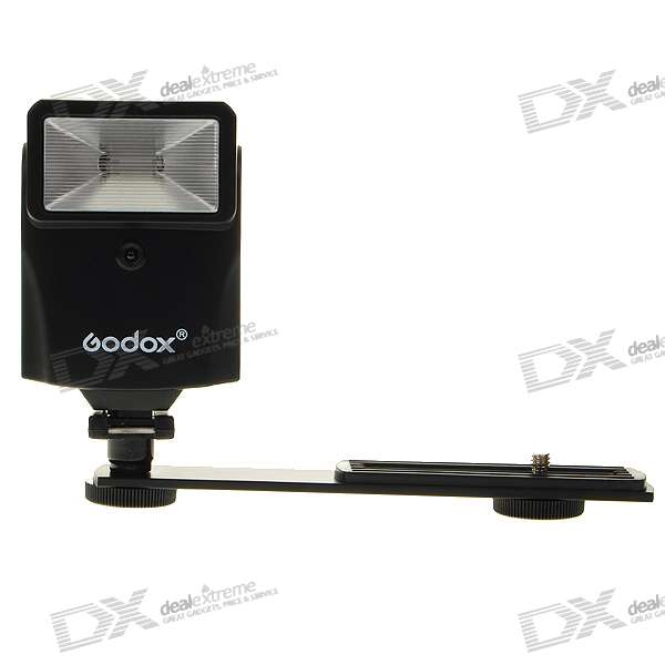 Digital Pro Slave Flash - Black (2*AA)Lighting and Flash<br>Form  ColorBlackPoweredBattery TypeAAPacking List<br>