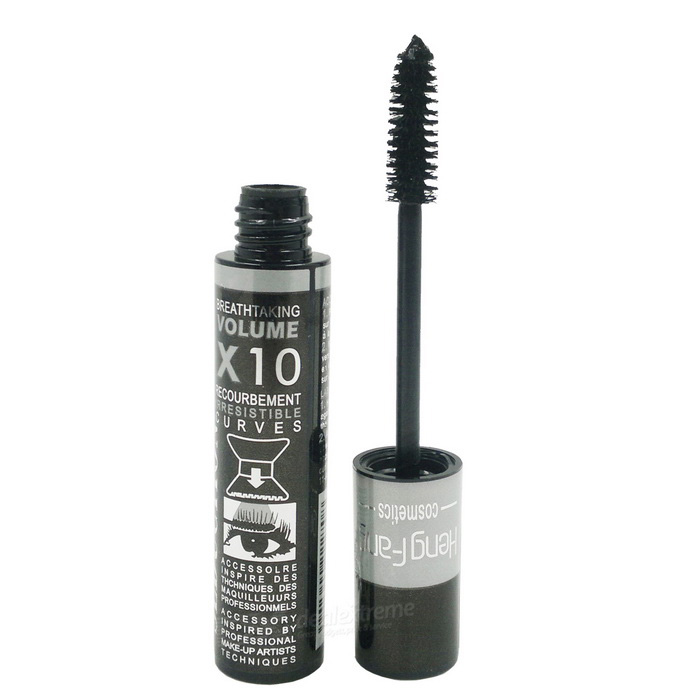 HengFang H6166# Mascara - Black + White