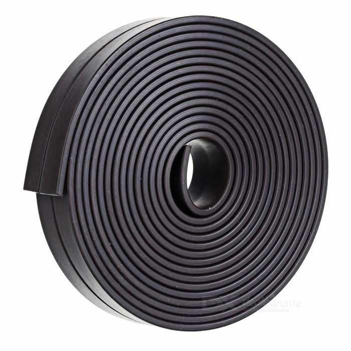 2000*15*2mm DIY Flexible Magnetic Strip Tape Rubber Magnet for Office amp School
