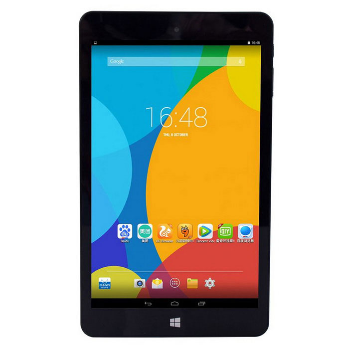 Chuwi VI8 Plus 8 % 22 typ - C Windows Tablet s 2GB RAM , 32GB ROM - černá