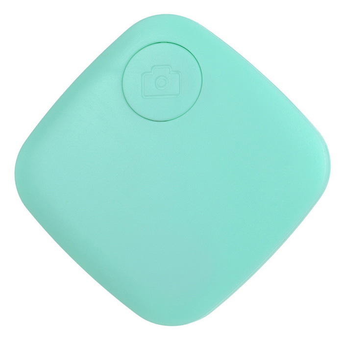 Wireless Bluetooth 4.0 Smart Anti-Lost Alarm Finder w/ Remote Selfie / Recording / Location - Green