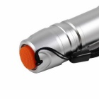 5mW 650nm Red laserosoitin - Silver (1 * 16340)