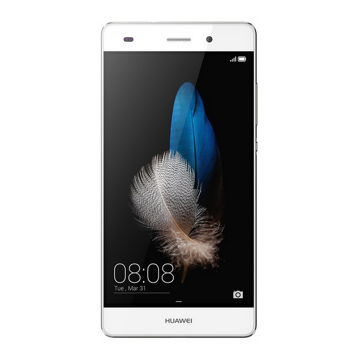 Buy Huawei P8 lite ALE-L21 16GB ROM Dual SIM - White with Litecoins with Free Shipping on Gipsybee.com