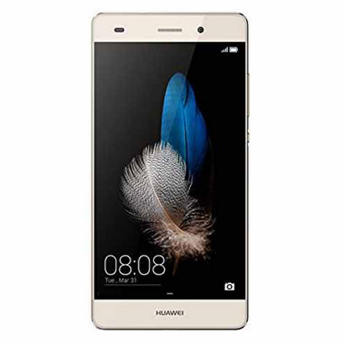 Buy Huawei P8 lite ALE-L21 16GB ROM Smartphone - Gold with Litecoins with Free Shipping on Gipsybee.com