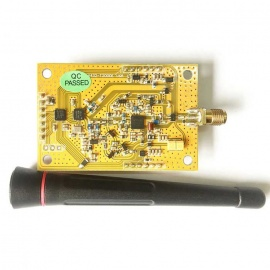 Produino-Power-4432-T2000-STM8L101-Si4432B1-High-Speed-Transmission-Module-Yellow