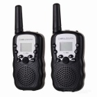 Walkie-Talkie-w-5-to-8KM-Range-22-USA-Channels-Keypad-Lock