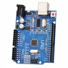 Improved Version UNO R3 ATMEGA328P Board Compatible with Arduino