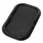 ZIQIAO Car Dashboard Sticky Pad Mat Anti-Slip Gadget Mobile Phone GPS Holder Accessories - Black