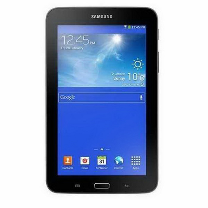 Samsung Galaxy Tab 3 V LITE 7'' 3G T116 Tablet PC -Black for sale in Bitcoin, Litecoin, Ethereum, Bitcoin Cash with the best price and Free Shipping on Gipsybee.com