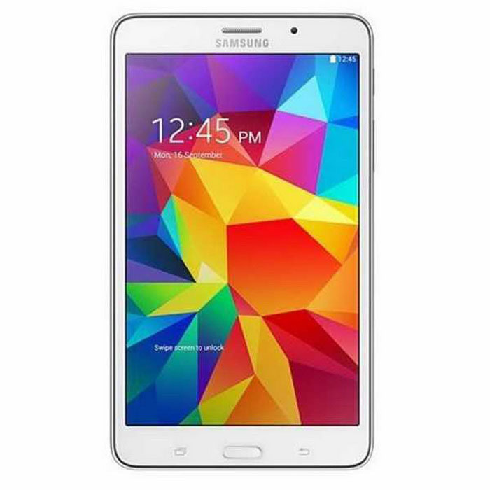 Buy Samsung Galaxy Tab 4 T2397 7-inch 4G Tablet PC -White with Litecoins with Free Shipping on Gipsybee.com