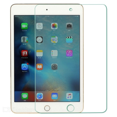 Scratch-proof Fingerprint-proof Matte Screen Protector for IPAD Mini 4 - Transparent