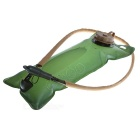 Thickened Cycling Mountaineering Folding Drinking Water Bag - Green