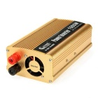 BEAUTY-CAR 1000W voiture 12V à 220V Convertisseur w / USB Port - Golden