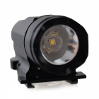 RichFire SF-P08 CREE XP-E LED torcia tattica pistola-Nero (1 * CR123)