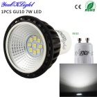 Youoklight YK1606 GU10 7W Spot LED blanc froid 550lm (220 ~ 240V)