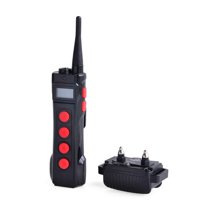 Buy Aetertek AT-919C Dog Shock Collar 109 Yard Auto Anti-Bark Training Aid with Litecoins with Free Shipping on Gipsybee.com