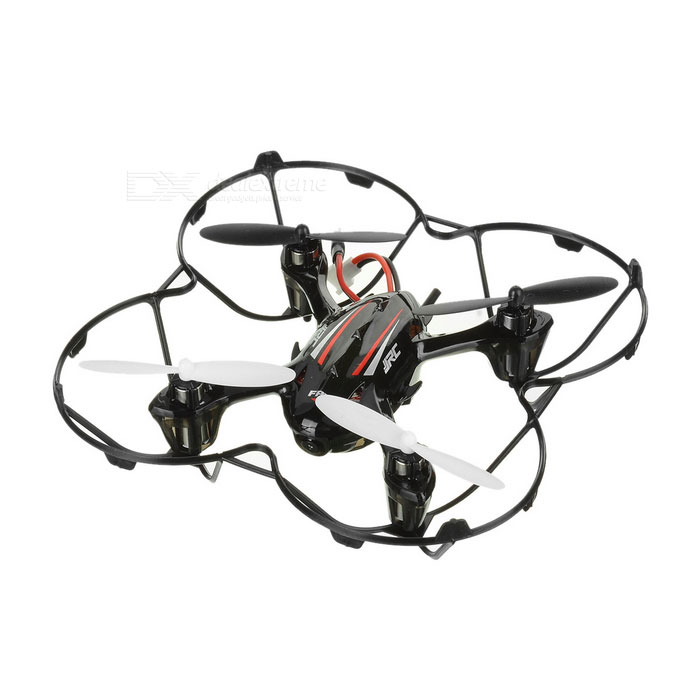 JJRC H6D 4-CH 6-Axis Gyro FPV RC Quadcopter w/ 5.8G Image Transmission & 2.0MP Camera - Red + Black