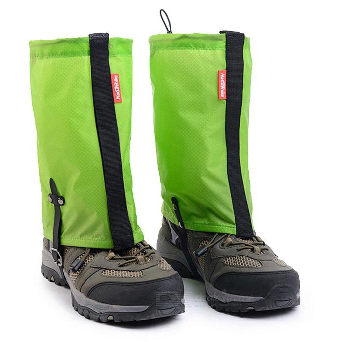 NatureHike-Outdoor-Snow-Shoes-Cover-Legging-Gaiter-Green-(L)