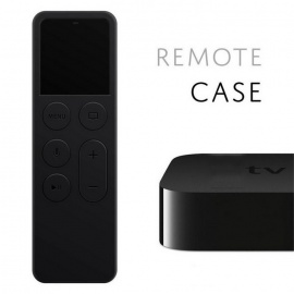 Protective Dustproof Case Silicone Cover for Apple TV 4 Remote Control