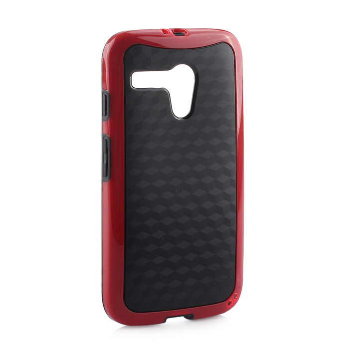 Protective TPU Back Case for MOTO G